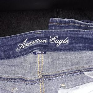 American Eagle Outfitters Jeans - American eagle stretch Jean's